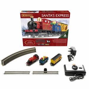 Santa's Express Model Train Set