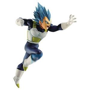 Banpresto Dragon Ball Super SS God SS Vegeta Z- Battle Statue