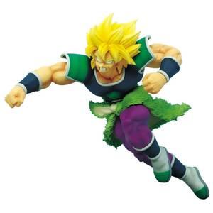 Banpresto Dragon Ball Super Super Saiyan Broly Z-Battle Statue