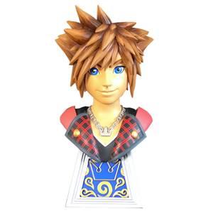 Diamond Select Kingdom Hearts Legends in 3D 1/2 Scale Bust - Sora