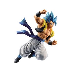 Banpresto Dragon Ball Super SS God SS Gogeta Z- Battle Statue