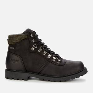 Barbour Women's Elsdon Hiker Style Ankle Boots - Black