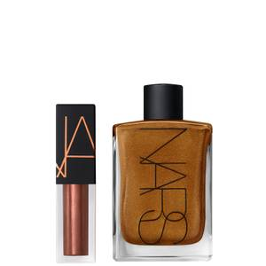 NARS Exclusive Mini Lip and Body Oil Duo
