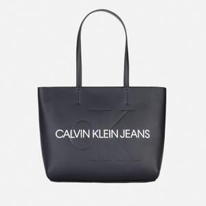 Calvin Klein Jeans Women's Shopper 29 - Black