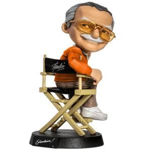 Iron Studios Stan Lee Limited Edition Mini Co. PVC Figure 14 cm - EU Online Exclusive
