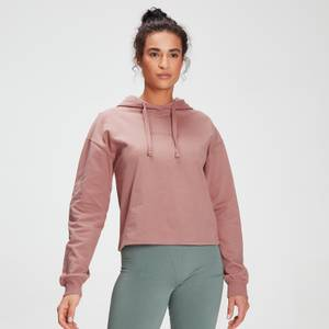 MP Women's Tonal Graphic Hoodie - Washed Pink