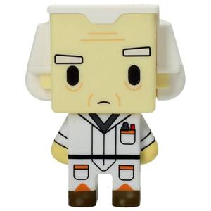 Pixel Figure Back to the Future Doc Brown 7cm