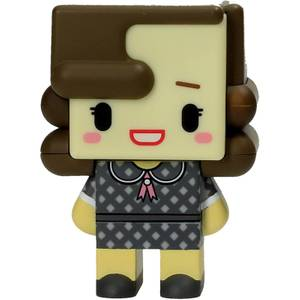 Pixel Figure Back to the Future Lorraine 7cm