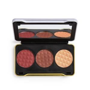 Makeup Revolution X Patricia BrightFace Palette - Dusk TillDawn