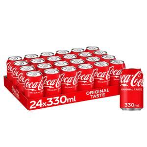 Coca-Cola Original Taste 24 x 330ml