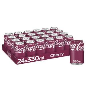 Coca-Cola Cherry 24 x 330ml