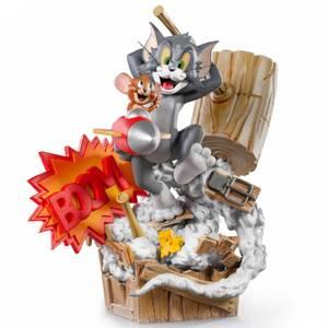 Iron Studios Tom & Jerry Prime Scale Statue 1/3 Tom & Jerry 21 cm