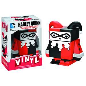 Funko DC Comics Vinyl-Cubed Harley Quinn Magnetic Figure