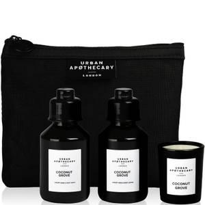 Urban Apothecary Coconut Grove Luxury Bath and Fragrance Gift Set (3 Stück)