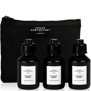 Urban Apothecary Coconut Grove Luxury Bath and Body Gift Set (3 Pieces)