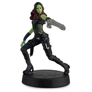 Eaglemoss Marvel Gamora Figure