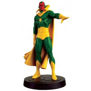 Eaglemoss Marvel Vision Figure