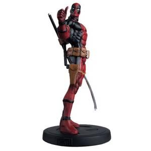 Eaglemoss Marvel Deadpool Figure