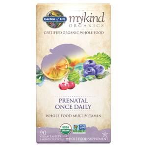 mykind Organics Prenataal Eenmaal Daags - 90 tabletten