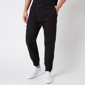 HUGO Men's Feril204 Slim Fit Trousers - Black