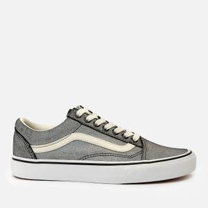Vans Women's Prism Suede Old Skool Trainers - Black/White