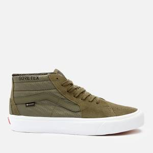 Vans Men's Gore-Tex Sk8-Hi Trainers - Grape Leaf/True White