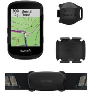 Garmin Edge 530 GPS Cycling Computer Performance Bundle