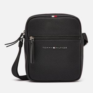 Tommy Hilfiger Men's Essential Mini Reporter Bag - Black