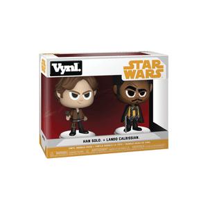 Star Wars Funko Vnyl Star Wars Solo W1 Han & Lando