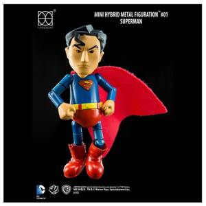 DC Comics Herocross DC Superman Justice League Mini Hybrid Metal Fig