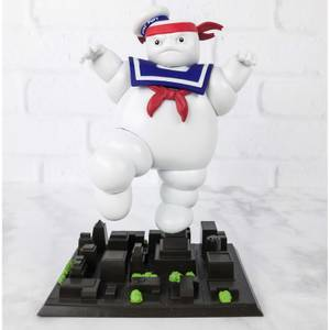 Ghostbusters Stay Puft Marshmallow Man Karate Puft 15cm Figure Loot Crate Exclusive