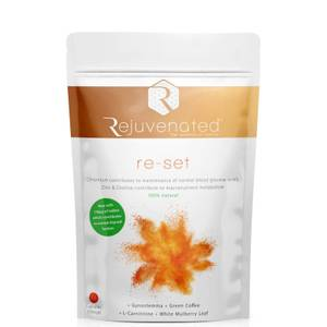 Rejuvenated Re-Set Energy and Metabolism Booster - 60 Capsules