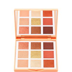 3INA Makeup The Sunset Eyeshadow Palette 9g