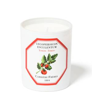 Carrière Frères Scented Candle Tomato - Lycopersicon Esculentum - 185 g