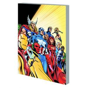 Marvel Avengers Assemble - Vol. 4 Graphic Novel