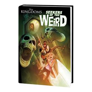 Marvel Disney Kingdoms: Seekers Of The Weird Graphic Novel