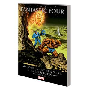 Marvel Masterworks: Fantastic Four - Volume 10 Graphic Novel