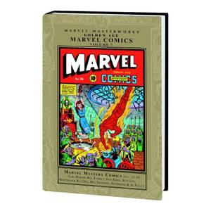 Marvel Marvel Masterworks: Golden Age Marvel Comics - Volume 7 Hardcover Graphic Novel
