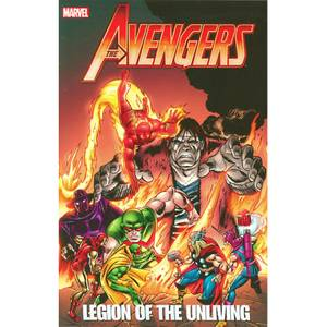 Marvel Avengers: Legion Of The Unliving Book
