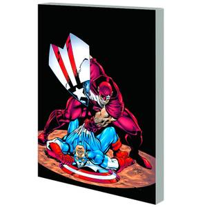 Marvel Captain America by Dan Jurgens - Volume 2 Paperback Graphic Novel