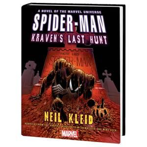 Marvel Spider-Man: Kraven's Last Hunt Prose Novel Mass Market Graphic Novel