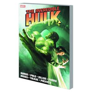 Marvel Incredible Hulk by Jason Aaron - Volume 2 Paperback Graphic Novel