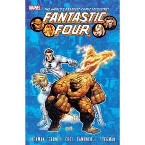 Marvel Fantastic Four by Jonathan Hickman - Volume 6 Paperback Graphic Novel