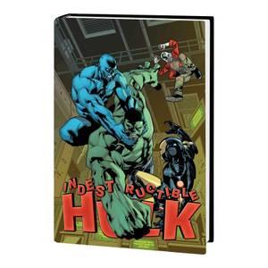 Marvel Indestructible Hulk Vol. 4: Humanity Bomb Hardcover Graphic Novel