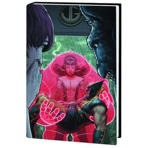 Marvel Wolverine and the X-Men: Alpha & Omega Hardcover Graphic Novel