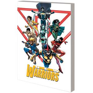 Marvel New Warriors Volume 1: The Kids are All Right Paperback Graphic Novel