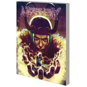 Marvel Journey Into Mystery by Kieron Gillen: The Complete Collection Paperback Graphic Novel