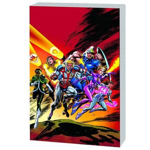 Marvel Strikeforce: Morituri Volume 1 Graphic Novel