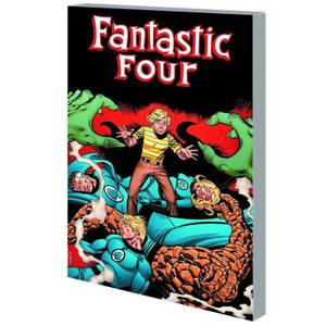 Marvel Fantastic Four: Reunited They Stand Paperback Graphic Novel
