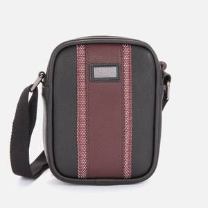 Ted Baker Men's First Webbing Mini Flight Bag - Black